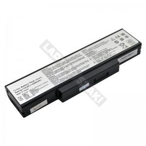 A32-K72 10.8V 4400mAh 48Wh utángyártott új laptop akkumulátor