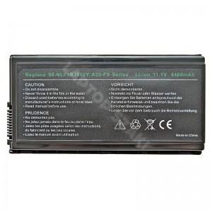 Asus F5 11.1V 4400mAh 48Wh laptop akkumulátor