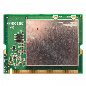 Lite-On WN2302A-F4 G95G mini PCI wifi kártya