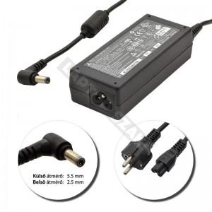 Delta 19V 3.42A (65W) gyári laptop hálózati töltő