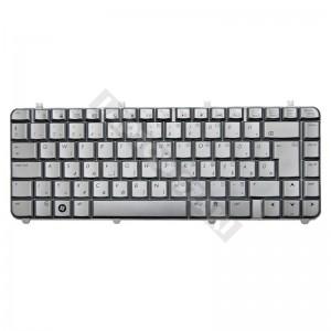 488590-211 magyar, ezüst laptop billentyűzet
