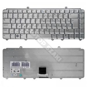 0KU526, 9J.N9382.00Q használt magyar, ezüst laptop billentyűzet