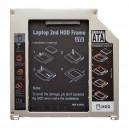 SATA For Apple 2nd HDD/SSD caddy, második winchester beépítő keret