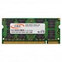 CSX 1GB DDR2 533MHz notebook memória