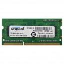 Crucial 4GB DDR3 1600MHz notebook memória
