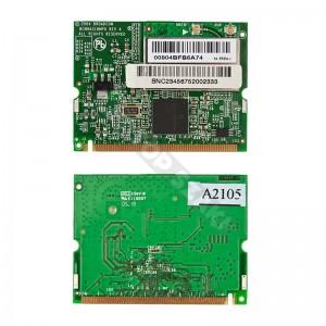 Broadcom 4318E mini PCI WIFI kártya