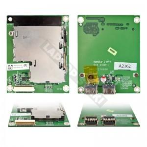 DA0ZY2TH6D0 USB + PCI kártya olvasó panel