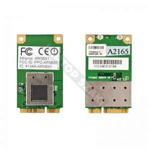 Atheros PPD-AR5B91 802.11b/g/n mini PCI-E WIFI kártya