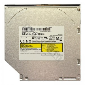 Samsung SN-208 SATA 12.7mm notebook DVD író