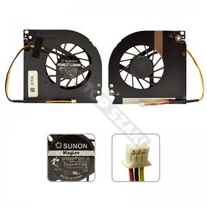 ZB0507PGV1-6A gyári új hűtés, ventilátor