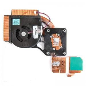 Lenovo Thinkpad R500 42X4911, 44C0800 komplett hűtés