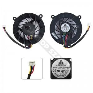 Delta KFB0505HHA hűtés, ventilátor