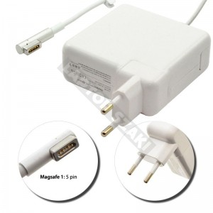 Apple A1343 18.5V 4.6A (85W) MagSafe laptop töltő