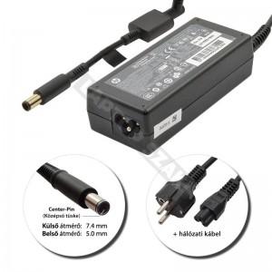 HP 18.5V 3.5A center-pin (65W) gyári laptop hálózati töltő