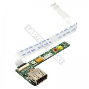 használt bekapcsoló és USB Panel