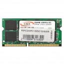 CSX 256MB SD 100MHz  notebook memória