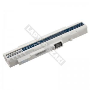 UM08A71 10.8V 2200mAh 23.76Wh fehér 10%-os használt laptop akkumulátor