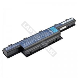 AS10D31 10.8V 4400mAh 48Wh 70%-os, használt laptop akkumulátor