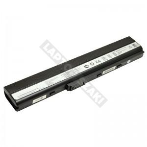 A32-K52 10.8V 4400mAh 48Wh laptop akkumulátor