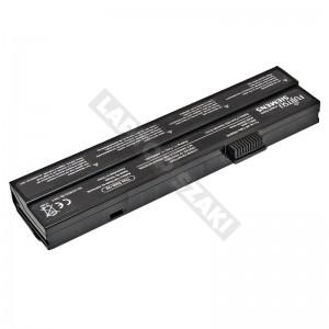 UN255, 255-3S4400-S1S1 10.8V 4400mAh 25%-os, használt laptop akkumulátor