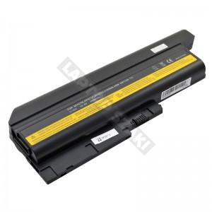 42T4621, 92P1139 10.8V 6600mAh 71Wh laptop akkumulátor