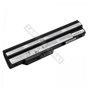 BTY-S11 11.1V 5200mAh 58Wh gyári 90%-os használt laptop akkumulátor