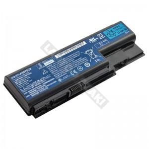 AS07B41 14.8V 4800mAh 71Wh gyári, új laptop akkumulátor