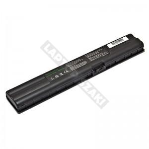 A42-A3, A42-A6 14.8V 4400mAh 65Wh laptop akkumulátor