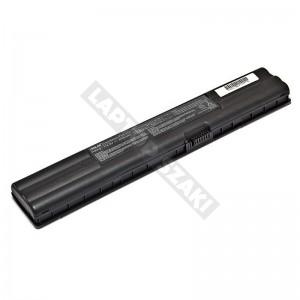 A42-A3, A42-A6 14.8V 4400mAh 65Wh, 40%-os használt laptop akkumulátor