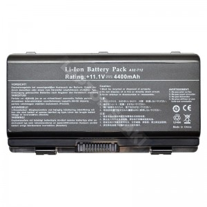 Asus X51 11.1V 4400mAh 48Wh laptop akkumulátor