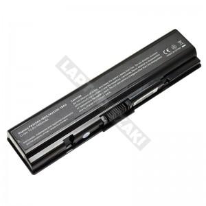PA3534U-1BAS, PA3534U-1BRS 10.8V 4400mAh 48Wh laptop akkumulátor