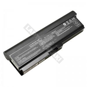 PA3634U-1BAS 10.8V 6600mAh 72Wh utángyártott új laptop akkumulátor