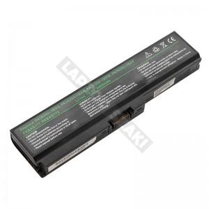 PA3817U-1BRS 10.8V 4400mAh 48Wh utángyártott új laptop akkumulátor