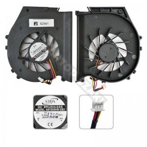 AB7205HB-EB3 gyári új hűtés, ventilátor