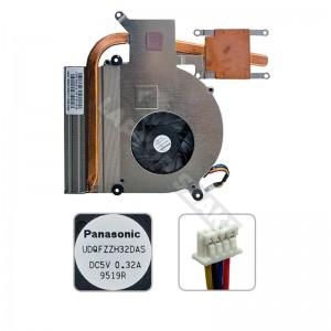 13GNVX1AM010-1 használt komplett hűtés