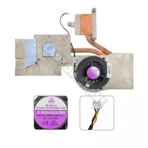 40-UJ3040-01, BP551105H-01 használt komplett hűtés
