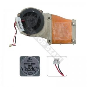 CF0550-B10M használt komplett hűtés