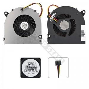 Compaq 510, 515, 610, 615 hűtés, ventilátor