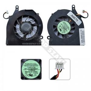 DFC451005M90T hűtés, ventilátor