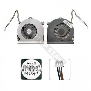 UDQFRZR01C1N, 378233-001 használt hűtés, ventilátor