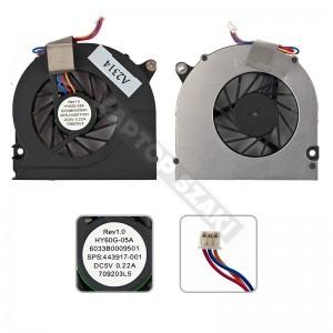 431312-001 HY60G-05A használt hűtés, ventilátor