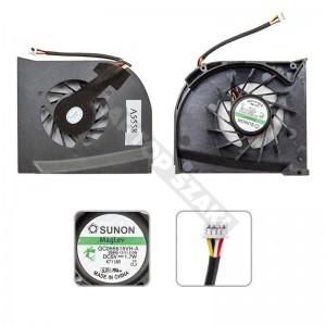 434986-001 gyári új hűtés, ventilátor