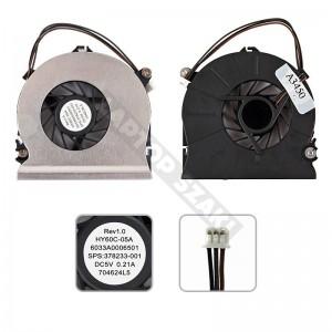 HY60C-05A, 378233-001 gyári új hűtés, ventilátor