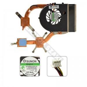 GC055515VH-A, 0XR216 használt komplett hűtés