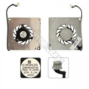 UDQFWZH20FAS hűtés, ventilátor