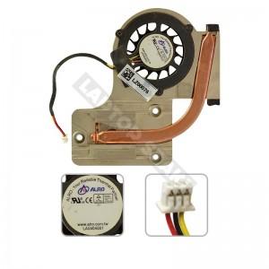 340802800013, AD0605HB-TB3 használt komplett hűtés
