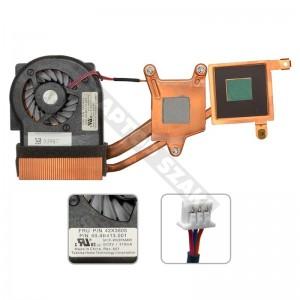 Thinkpad X60, X60s, X61, X61s 42X3805 komplett hűtés