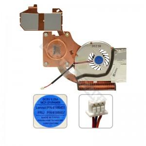 ThinkPad 41W6407 T60, T60p ventilátor