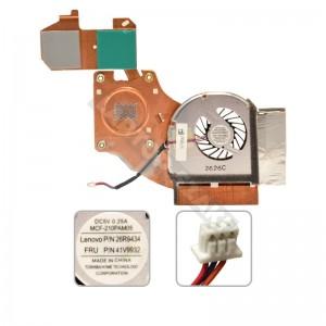 ThinkPad 41V9932 T60, T60p gyári új komplett hűtés