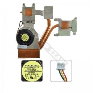E32-0900502-F05, DFS450805M10T használt, komplett hűtés